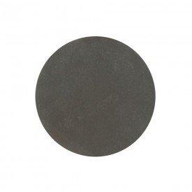 tabua redonda ardosia grey liso 828 pratos de ardosia casa cafe e mel 1