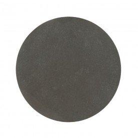 tabua redonda ardosia grey liso 830 pratos de ardosia casa cafe e mel 1