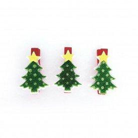 mini grampo decorativo natal pinheiro 3 pecas md n14 1 casa cafe e mel 4