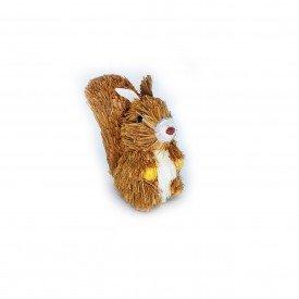 enfeite decorativo de natal esquilo slim nat pl03 casa cafe e mel 1