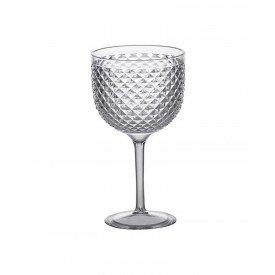 taca para gin luxxor acrilico 600ml paramount transparente 1149 casa cafe e mel