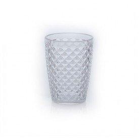 copo luxxor acrilico 500ml paramount transparente 1141 b casa cafe e mel