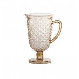 jarra luxxor acrilico 2 5l paramount ambar 1411 casa cafe e mel