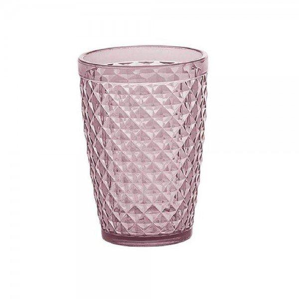 copo luxxor acrilico 500ml paramount violeta 1598 casa cafe e mel 2