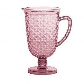 jarra luxxor acrilico 2 5l paramount violeta 1595 casa cafe e mel