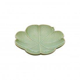 petisqueira de ceramica banana leaf pequena 4137 lyor casa cafe e mel 6