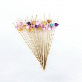 palito para petisco de madeira flores trc7884 5 casa cafe e mel 1