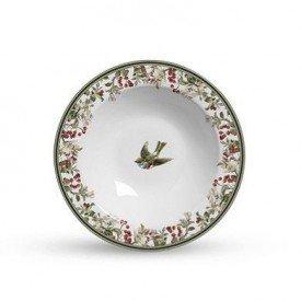 prato fundo ceramica aurora scalla 6 pecas flores casa cafe e mel
