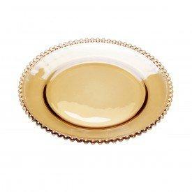 prato sobremesa cristal pearl ambar 27664 wolff casa cafe e mel