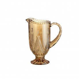 jarra de vidro 1 2 litro ambar 28134 bon gourmet casa cafe e mel 4