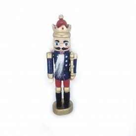 soldado quebra nozes decorativo natal madeira coroa 19851 1 casa cafe e mel 3