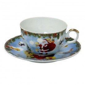 xicara para cafe porcelana natal 2 pecas papai noel 119 070 casa cafe e mel 10