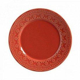 prato raso ceramica madelaine porto brasil contaloupe casa cafe e mel