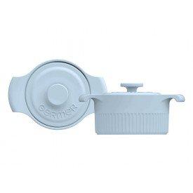 mini cacarola de porcelana com tampa azul 2 8877810 37 00 germer casa cafe mel