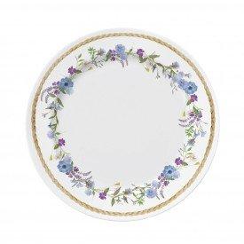 prato de sobremesa porcelana capri floral chic individual 4 2764220 07 07205 germer casa cafe mel