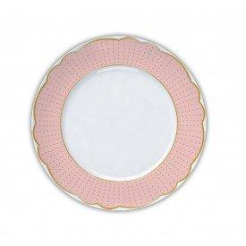 prato de sobremesa porcelana royal rose individual 4 7264220 10 01031 germer casa cafe mel