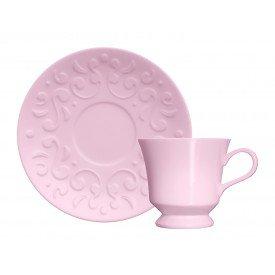 prato de sobremesa porcelana tassel rosa fractal individual 4 3964220 24 00 0000 germer casa cafe mel