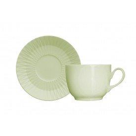 xicara de cha porcelana diamante verde menta individual 4 4793820 35 00 0000 germer casa cafe mel