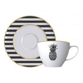 xicara de cha porcelana versa fancy individual 4 7293820 08 00830 germer casa cafe mel