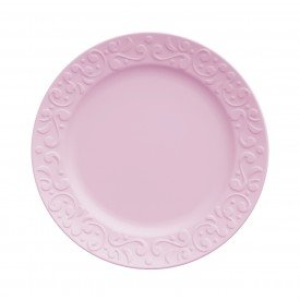 prato de sobremesa porcelana tassel rosa fractal individual 4 3964220 24 00 0000 germer casa cafe mel 2