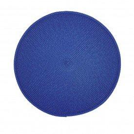 americano redondo trama individual azul o38cm cs0103 a gzt casa cafe mel
