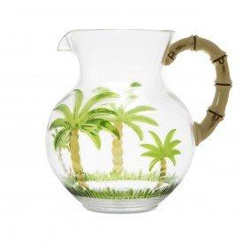 jarra de acrilico palmeira tree 10939 bon gourmet casa cafe mel 2