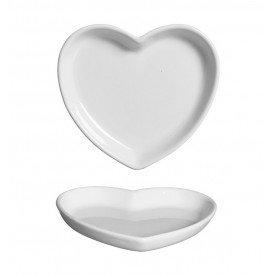 mini prato decorativo de coracao branco 01 388 silveira casa cafe e mel