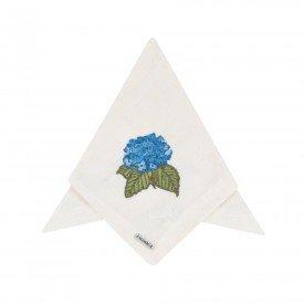 guardanapo de tecido linhao hortencia azul individual 002723 mameg casa cafe mel 1