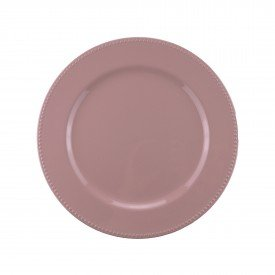sousplat plastico rosa individual 61137 rojemac casa cafe mel 1