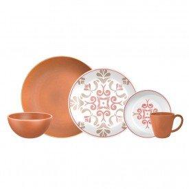 aparelho de jantar ceramica imperial 20 pecas 810300447 casa cafe mel