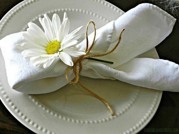 napkin fold 15