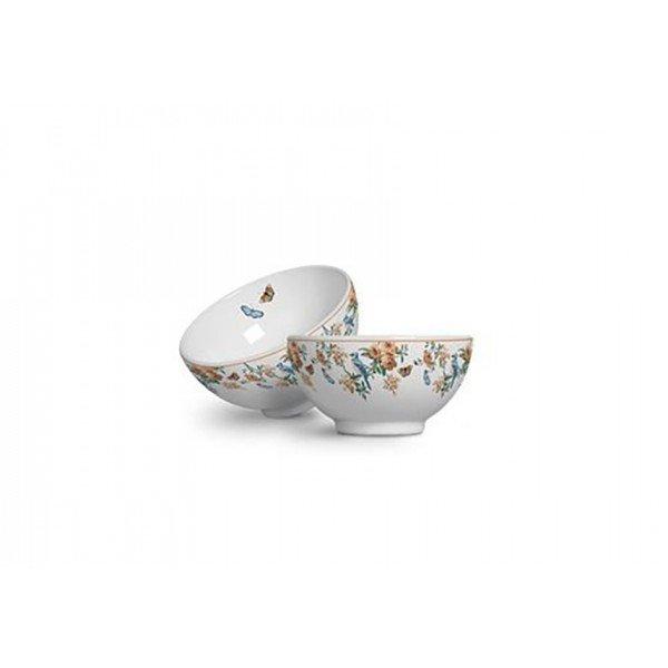 bowl tigela ceramica peonies 6 pecas 172823 scalla casa cafe mel