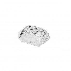 manteigueira de cristal deli diamond 17x08x10cm 7476 lyor casa cafe mel 1