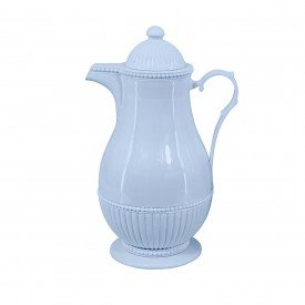 garrafa termica vintage 1l azul 7996 lyor casa cafe mel
