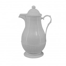 garrafa termica vintage 1l cinza 7999 lyor casa cafe mel