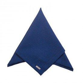guardanapo de tecido liso azul marinho individual 000538 mameg casa cafe mel