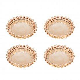 mini prato cristal pearl ambar 10cm 4 pecas 28231 wolff casa cafe mel 8