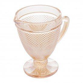 jarra de vidro bico de jaca 1l ambar 28182 bon gourmet casa cafe mel 1