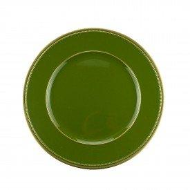 sousplat de plastico verde 61127 bon gourme casa cafe mel 1