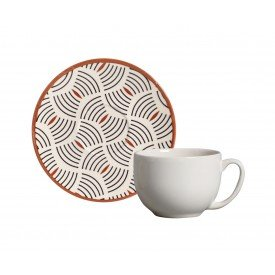 xicara de cha coup geometrica 36968501 porto brasil casa cafe mel