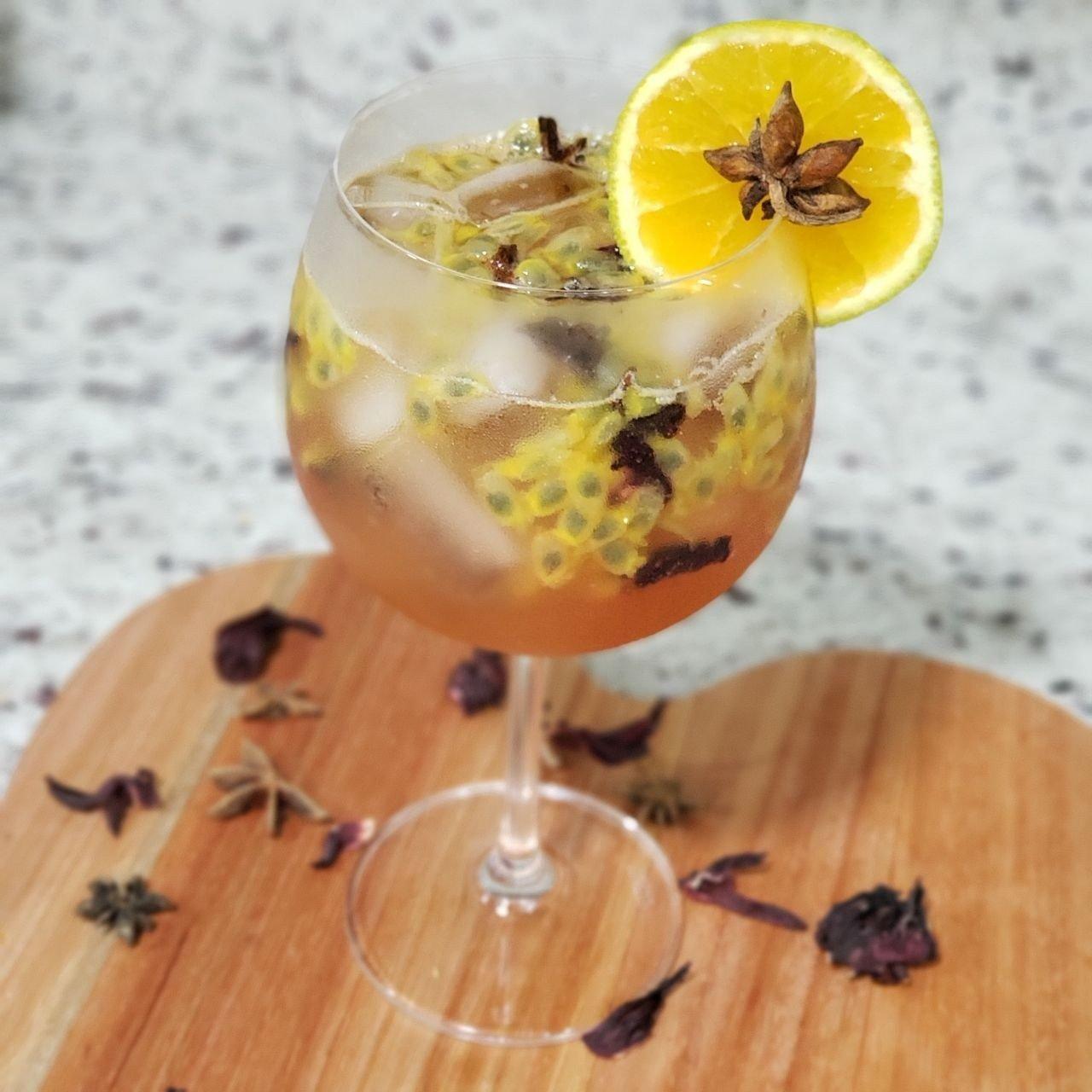 taca de gin gastro 570ml 6 pecas bhoemia casa cafe e mel