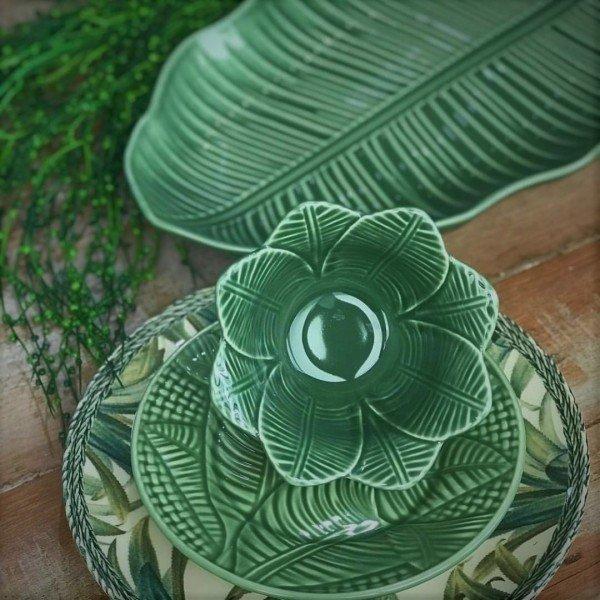 bowl leaves salvia porto brasil casa cafe e mel