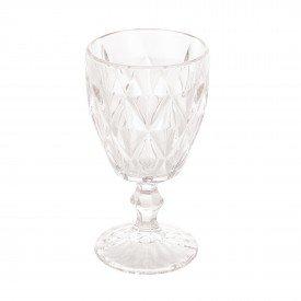 taca para vinho diamond transparente 325ml 6 unidades 6473 lyor casa cafe mel 1