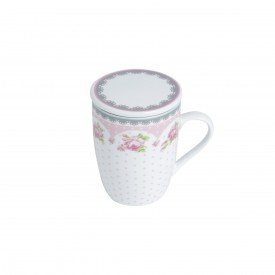 caneca de porcelana white amelia rosabranco com tampa e filtro 310ml poa 2178 lyor casa cafe mel 1