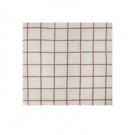 guardanapo de papel quadriculado branco e vermelho 20 pecas 69453001 casa cafe mel