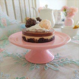 mine porta doce ceramica rosa scalla casa cafe e mel 3