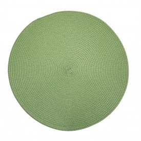 americano redondo trama individual verde o38cm amer45k vd casa cafe mel 3