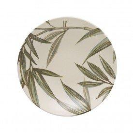 prato fundo ceramica individual aquarelle bambu 203341 copa e cia casa cafe mel