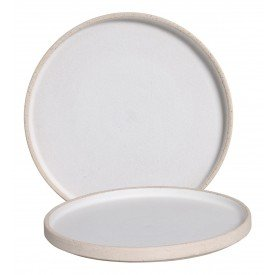travessa ceramica redonda branco grande 83 403stan silveira casa cafe mel
