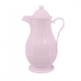 garrafa termica vintage 1l rosa 7997 lyor casa cafe mel